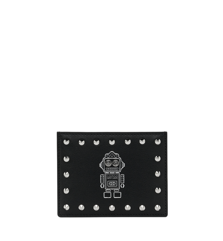 MCM Roboter Card Case in Nappa Leather Alternate View