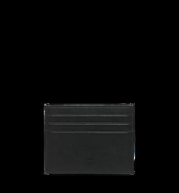 MCM Skyoptic Roboter Card Case in Nappa Leather MZA9SSV69BK001 AlternateView3