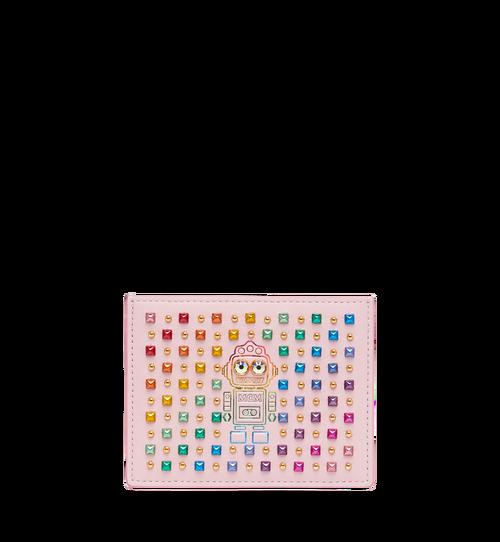 〈スカイオプティック ロボター〉 カードケース ナッパレザー