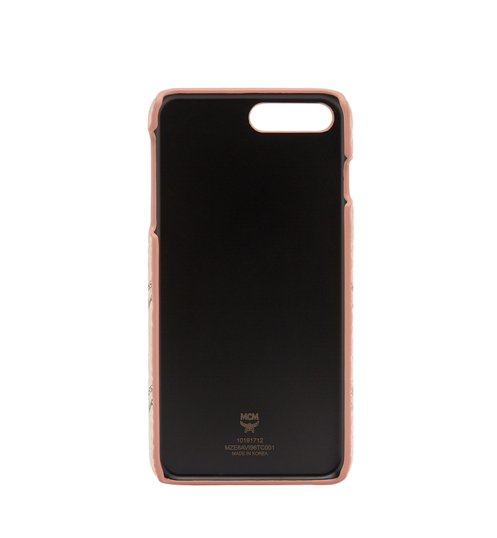 MCM iPhone 6S/7/8 Plus Case in Visetos Original Alternate View 3