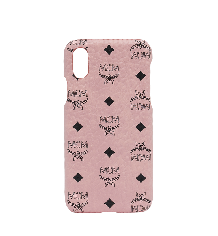 MCM iPhone X Case in Visetos Original AlternateView
