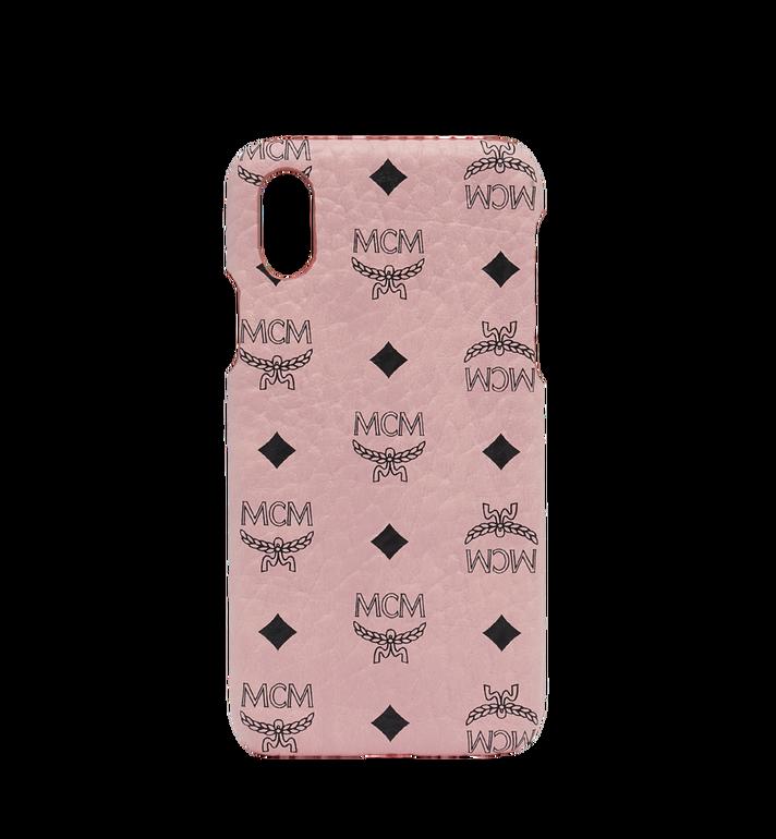 MCM ヴィセトス オリジナル iPhone X ケース AlternateView