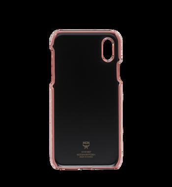 MCM iPhone X Case in Visetos Original AlternateView3