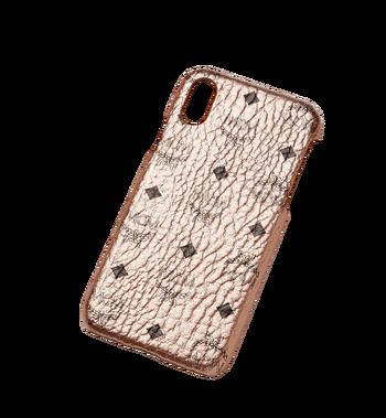 MCM iPhone X Case in Visetos Original AlternateView4