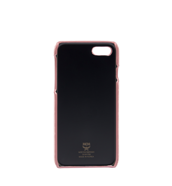 MCM iPhone 6S/7/8 Case in Visetos Original Alternate View 3