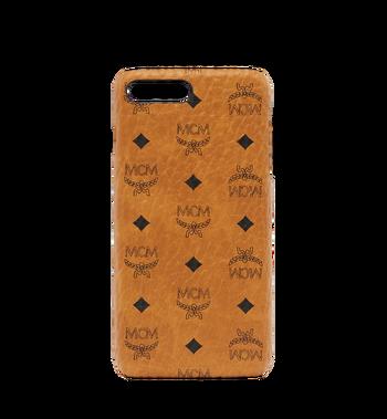 MCM iPhone 6S/7/8 Plus Case in Visetos Original MZE8SVI96CO001 AlternateView