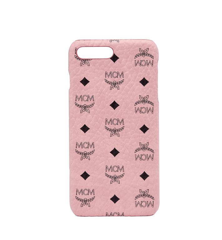 one size iphone 6s 7 8 plus case in visetos original soft pink mcmmcm iphone 6s 7 8 plus case in visetos original alternate view