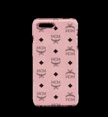 MCM iPhone 6S/7/8 Plus Case in Visetos Original Alternate View