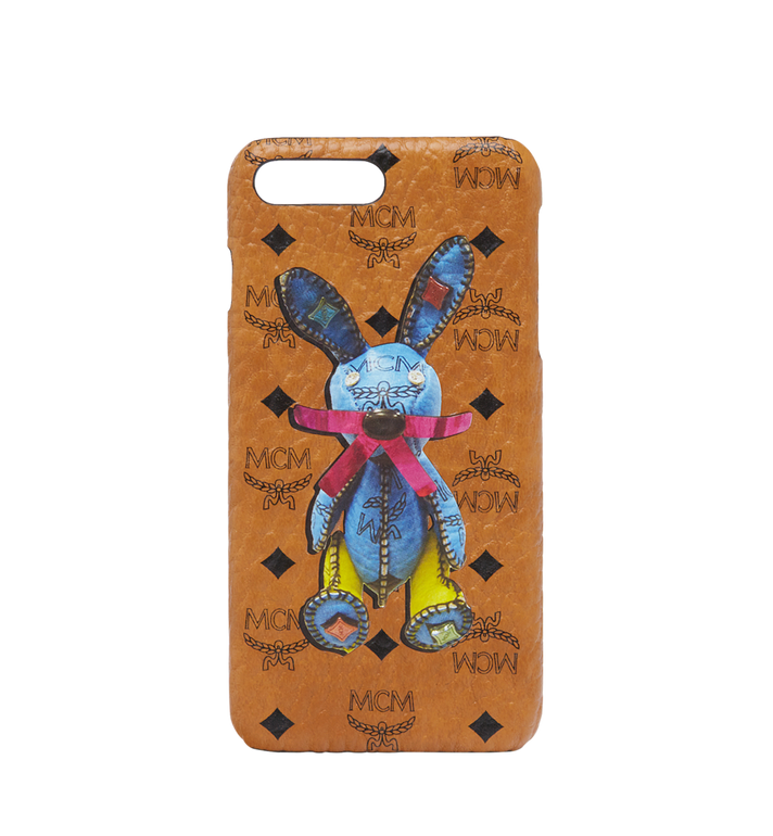 MCM Rabbit iPhone 6S/7/8 Plus Case in Visetos MZE8SXL96CO001 AlternateView