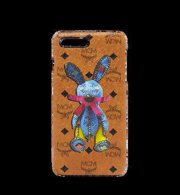MCM Rabbit iPhone 6S/7/8 Plus Case in Visetos Alternate View