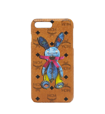 MCM Rabbit iPhone 6S/7/8 Plus Case in Visetos MZE8SXL96CO001 AlternateView