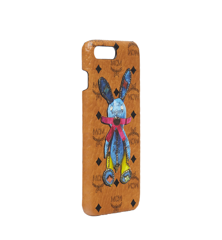 MCM Rabbit iPhone 6S/7/8 Plus Case in Visetos MZE8SXL96CO001 AlternateView2
