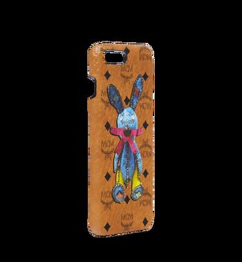 MCM Rabbit iPhone 6S/7/8 Plus Case in Visetos MZE8SXL96CO001 AlternateView2