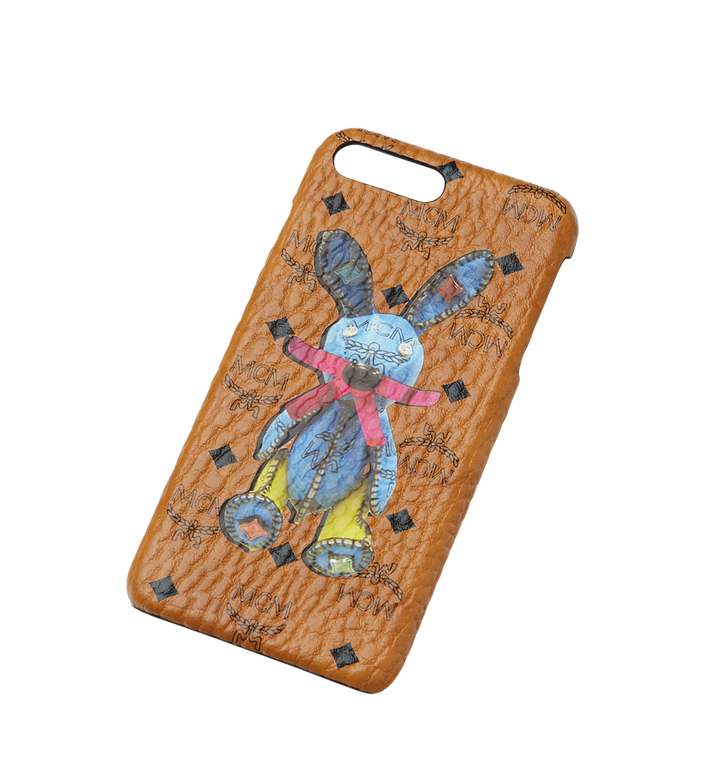 MCM Rabbit iPhone 6S/7/8 Plus Case in Visetos MZE8SXL96CO001 AlternateView4