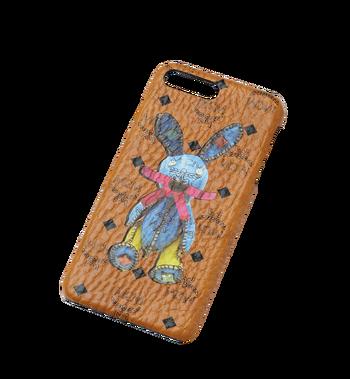 MCM Rabbit iPhone 6S/7/8 Plus Case in Visetos MZE8SXL96CO001 AlternateView4