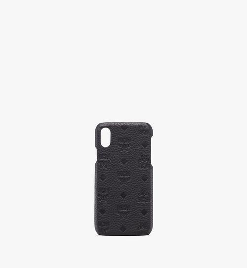 iPhone X/XS Case in Tivitat Leather