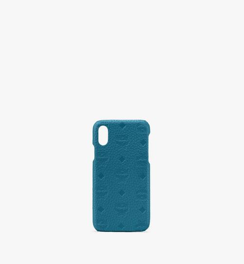 〈ティヴィタット〉iPhone X/XS ケース - モノグラムレザー