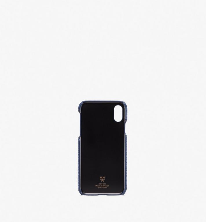 MCM iPhone X/XS ケース ティヴィタット レザー Alternate View 2