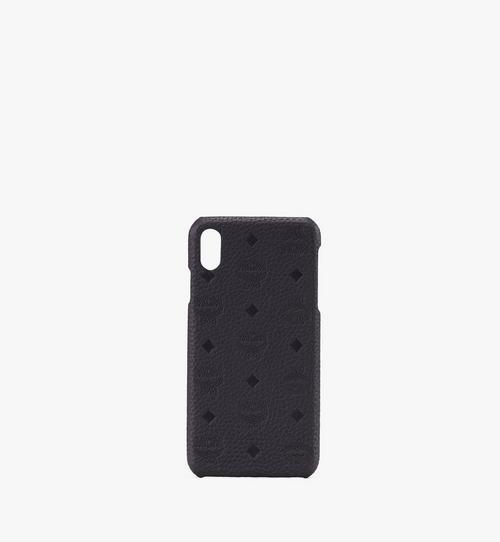 iPhone XS Max ケース ティヴィタット レザー