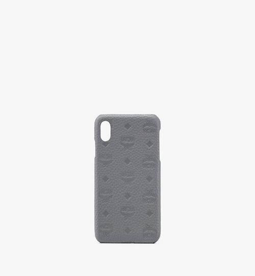 〈ティヴィタット〉iPhone XS Max ケース - モノグラムレザー