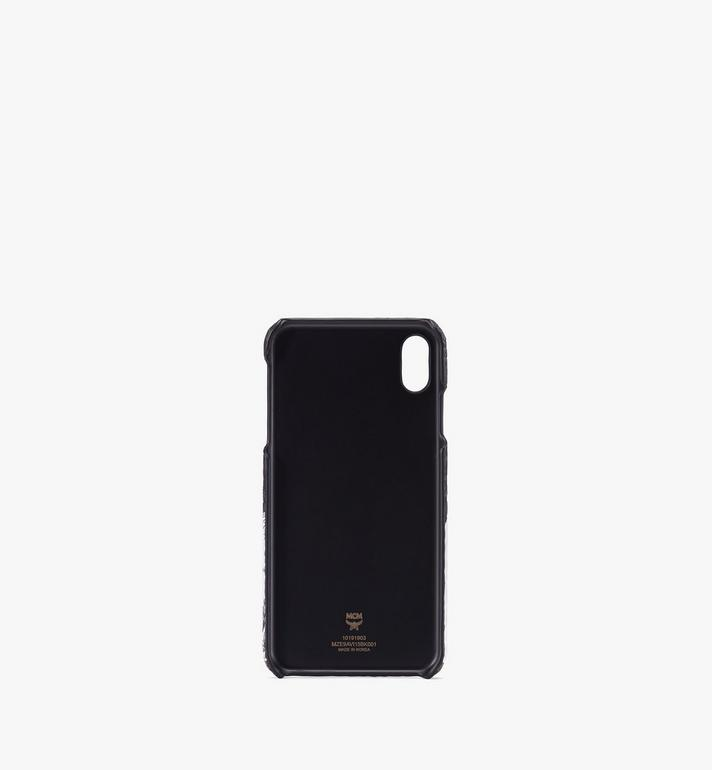 MCM 하이드 앤 시크 래빗 아이폰 XS Max 케이스 Black MZE9AVI15BK001 Alternate View 2