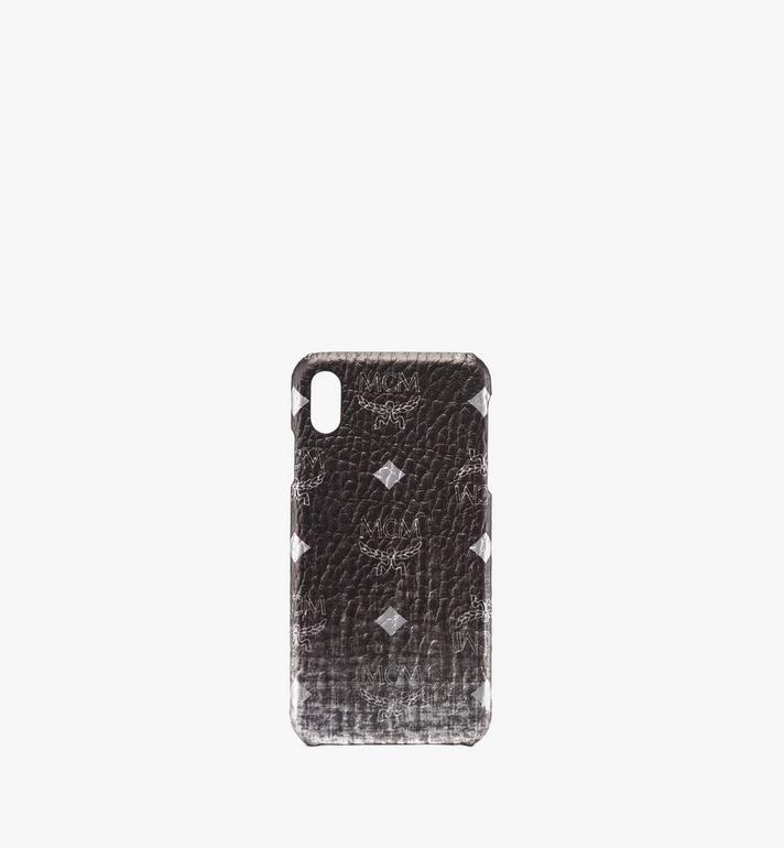 MCM iPhone XS Max Case in Gradation Visetos Alternate View