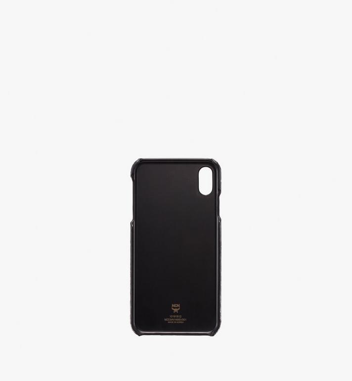 MCM iPhone XS Max Case in Gradation Visetos  MZE9AVI49SV001 Alternate View 2