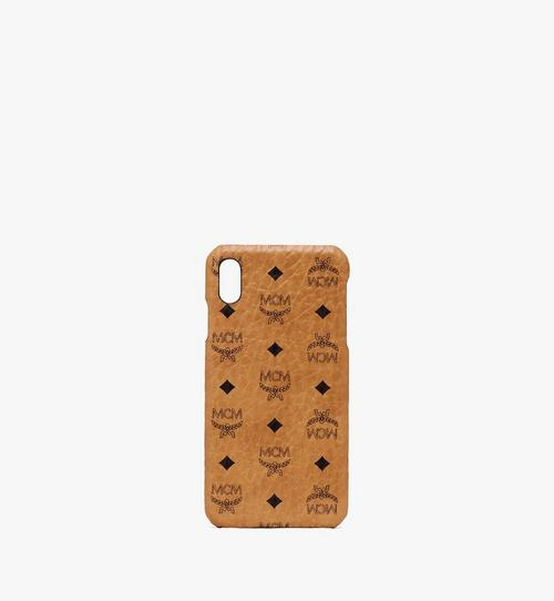 iPhone XS Max Case in Visetos