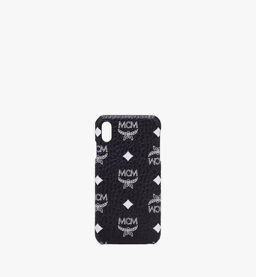 ホワイトロゴ ヴィセトス iPhone XS Max ケース