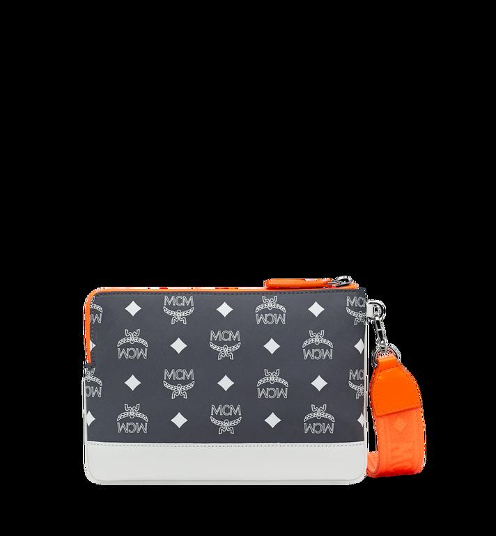 MCM Resnick iPad Mini Case in Logo Nylon Alternate View 3