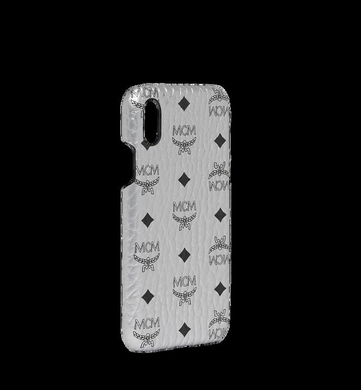 MCM iPhone X Case in Visetos Original MZE9SVI97SB001 AlternateView2