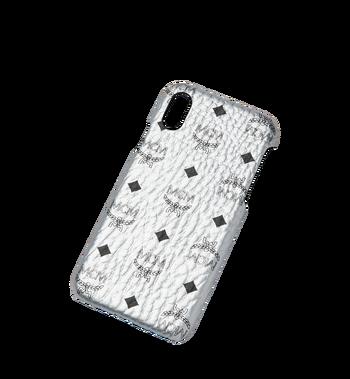 MCM iPhone X Case in Visetos Original MZE9SVI97SB001 AlternateView4