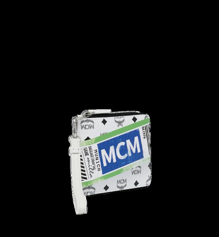 MCM Zip Wallet in Flight Print Visetos Alternate View 2