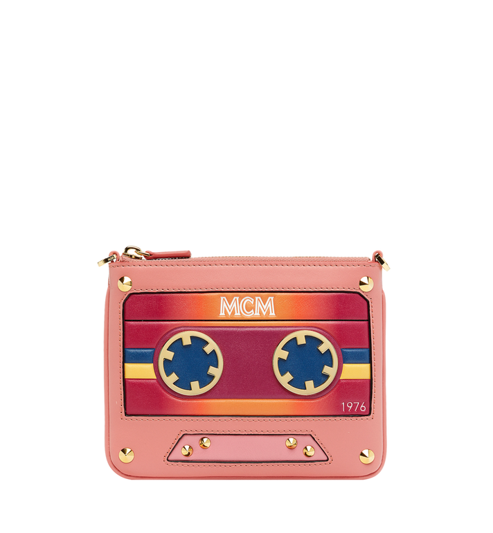 MCM Crossbody Pouch in MCM Cassette MZZ8AMM14PX001 AlternateView