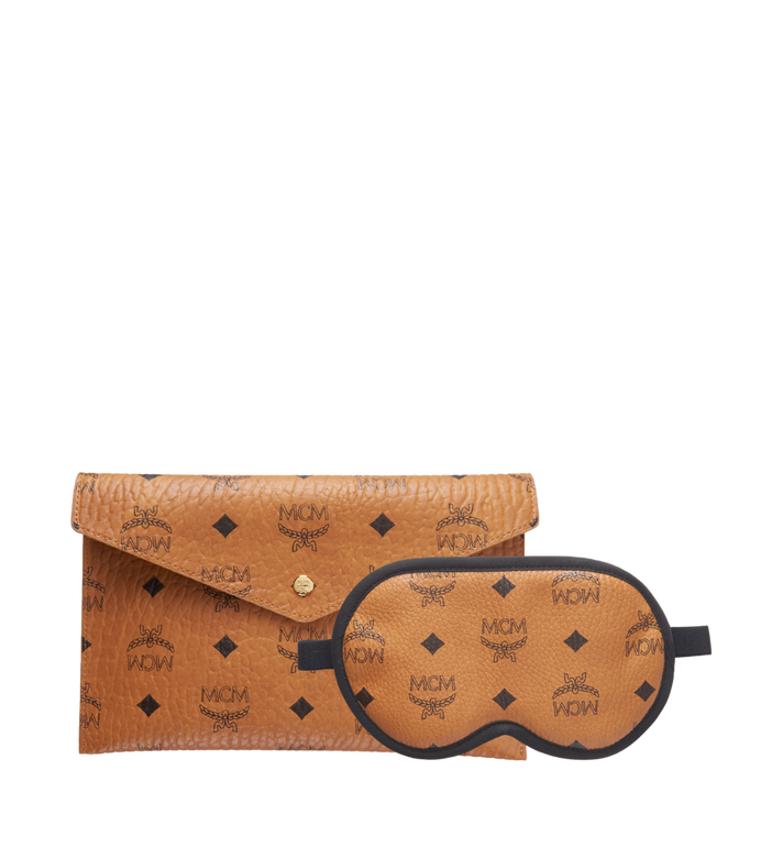 MCM Eye Mask in Visetos Alternate View