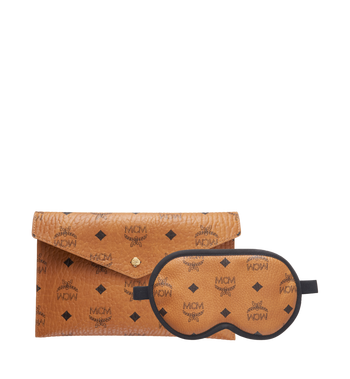MCM Eye Mask in Visetos MZZ8AXL30CO001 AlternateView