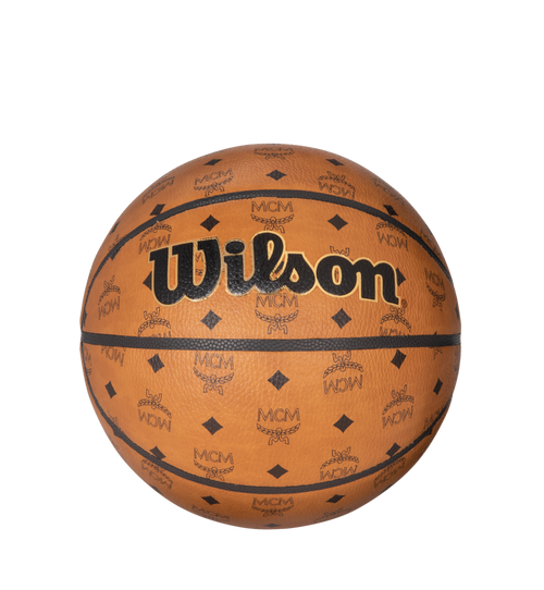 Wilson x MCM Basketball in Visetos