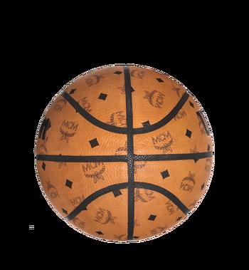 MCM Wilson x MCM Basketball in Visetos MZZ8AXL40CO001 AlternateView2