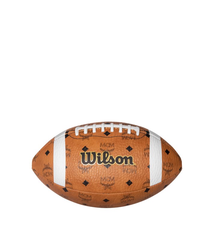 MCM Wilson x MCM Football in Visetos MZZ8AXL41CO001 AlternateView