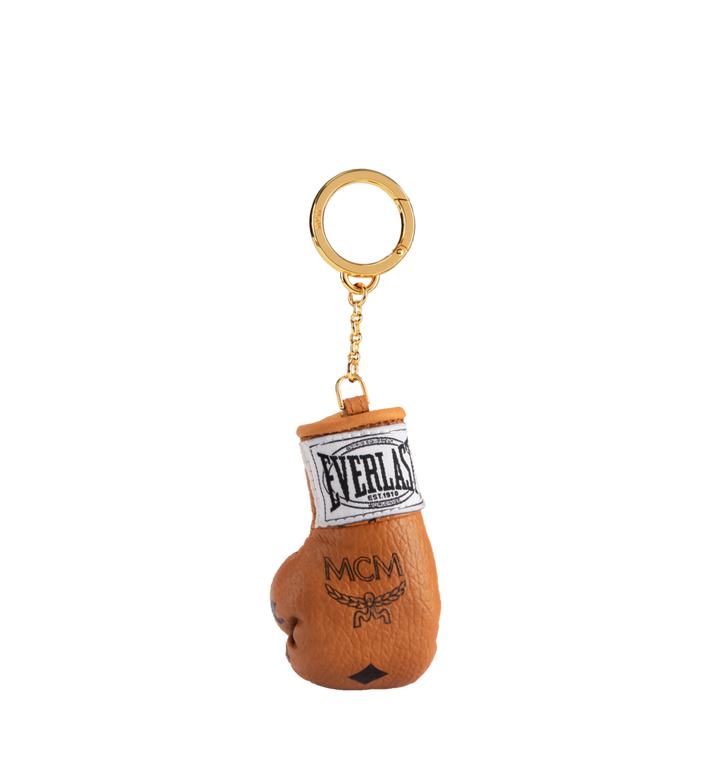 MCM Boxing Glove Charm in Visetos MZZ8AXL42CO001 AlternateView