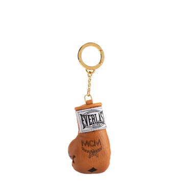 MCM Boxing Glove Charm in Visetos AlternateView