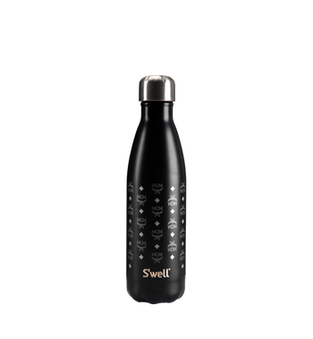 MCM S'Well x MCM Stainless Steel Water Bottle MZZ8AXL45BK001 AlternateView