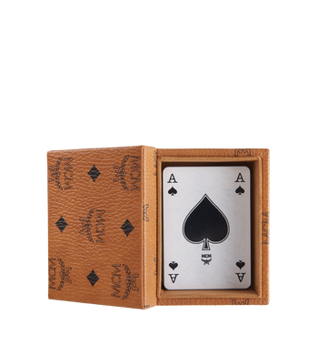 MCM Playing Cards MZZ8AXL51CO001 AlternateView