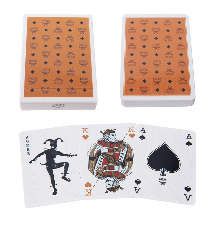 MCM Playing Cards Alternate View 2