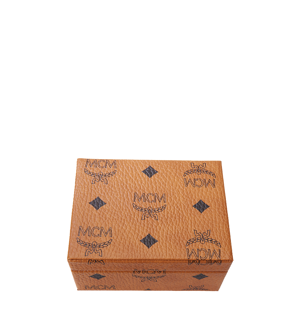 MCM Playing Cards Cognac MZZ8AXL51CO001 Alternate View 2