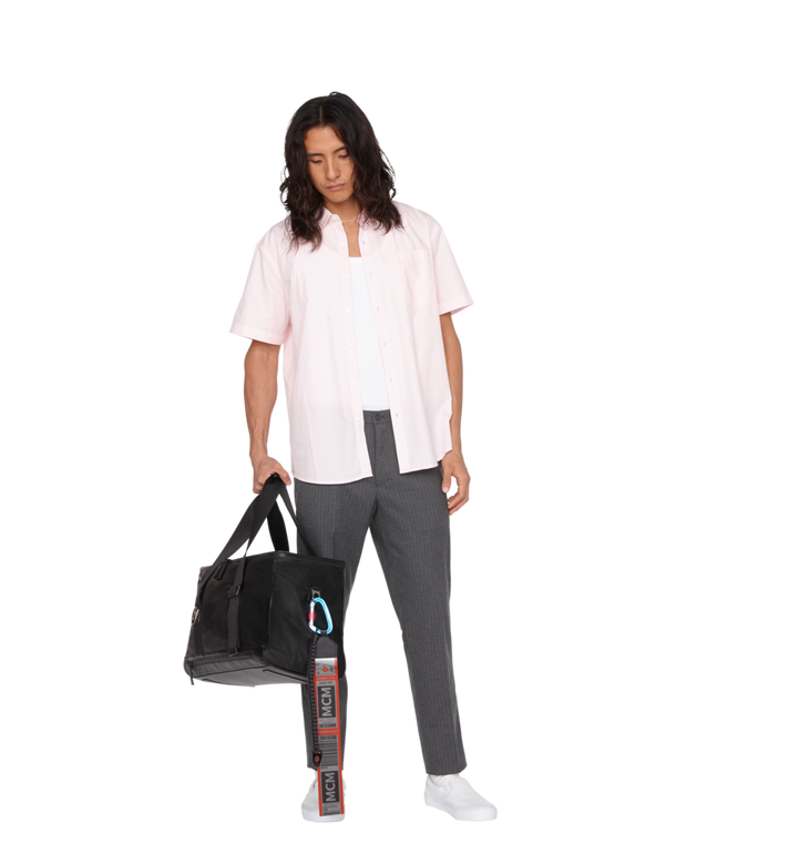 MCM Raymonde Transparent Baggage Tag MZZ9SRY01MD001 AlternateView4