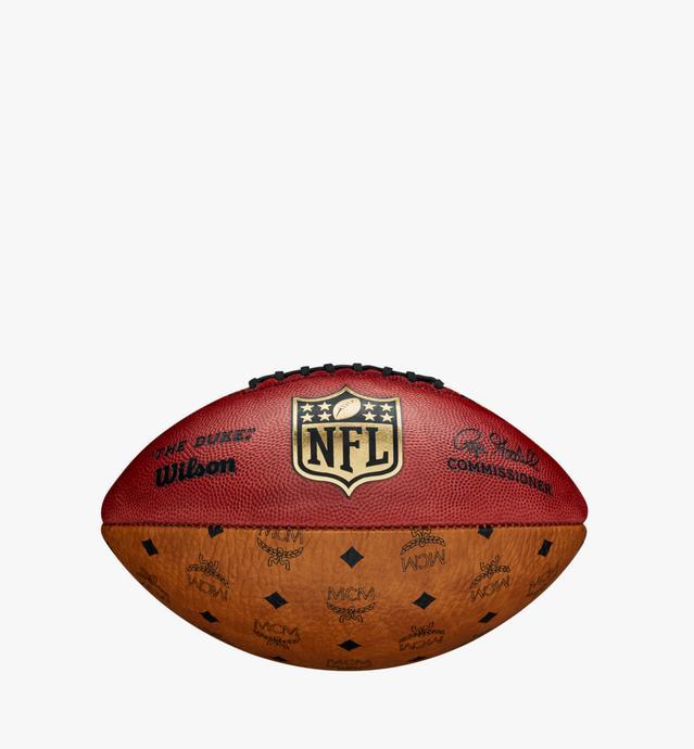 MCM x Wilson Official NFL Football