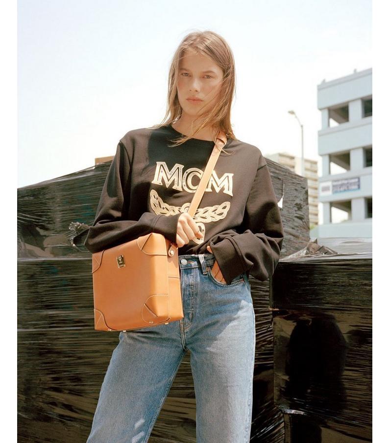 Soft Berlin Crossbody in Nappa Leather
