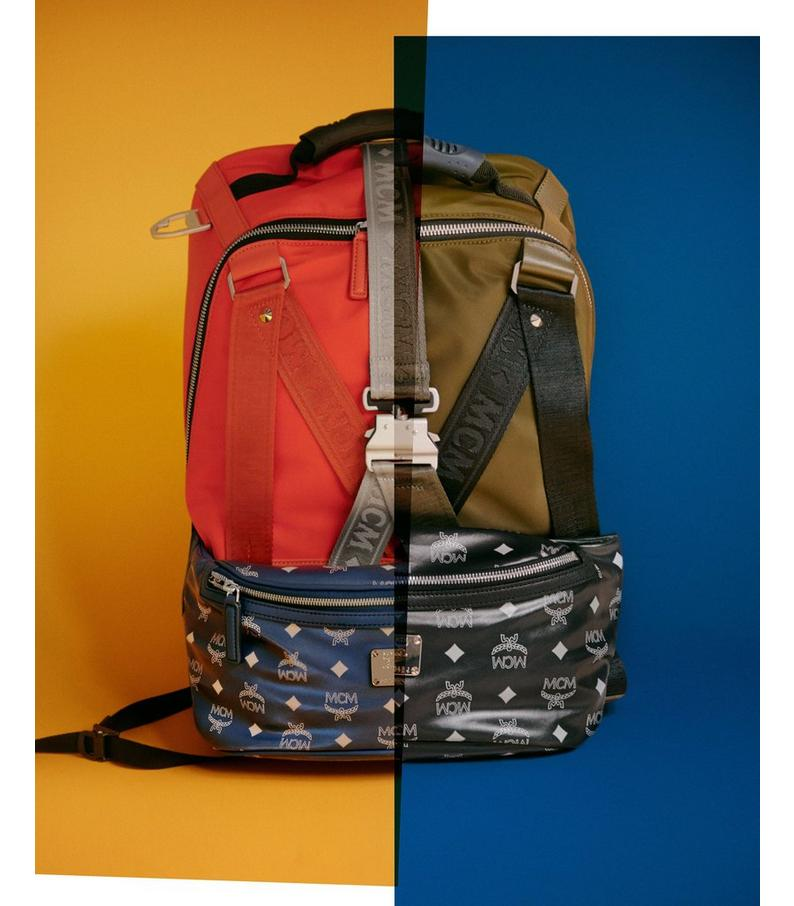 Jemison 2-in-1 Backpack in Logo Nylon